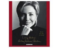 Living History - Hillary Rodham Clinton (used)