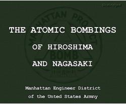 The Atomic Bombings of Hiroshima and Nagasaki - download
