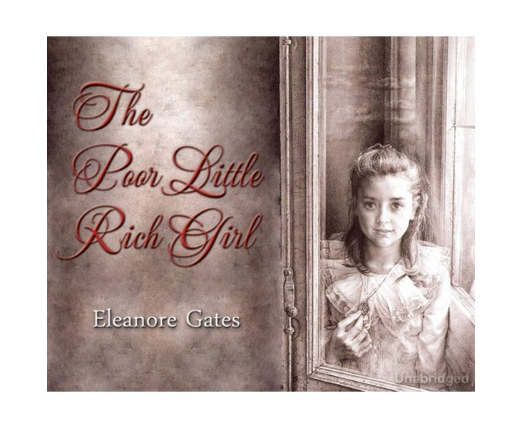 The Poor Little Rich Girl - Cherrybook