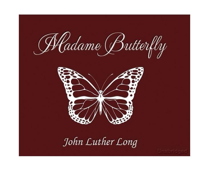 Madamme Butterfly - Cherrybook