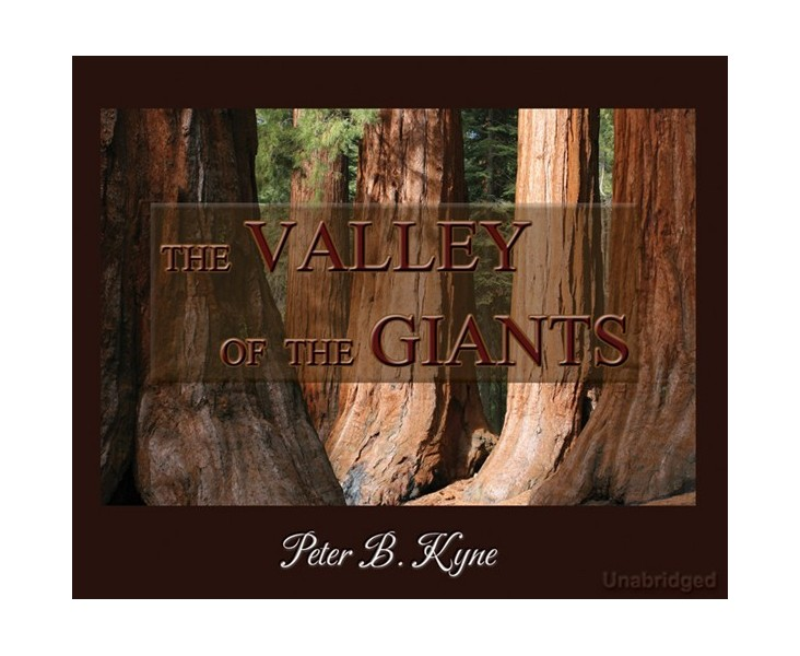The Valley of the Giants - Cherrybook