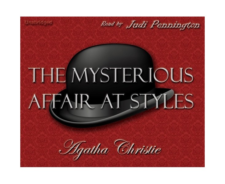 The Mysterious Affair at Styles - Cherrybook