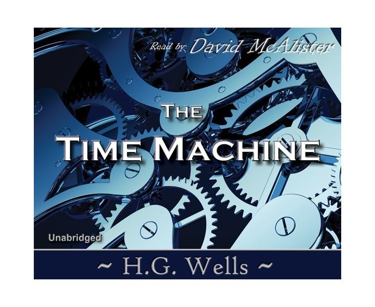 The Time Machine - Cherrybook