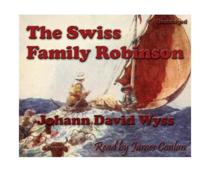 The Swiss Family Robinson - Cherrybook