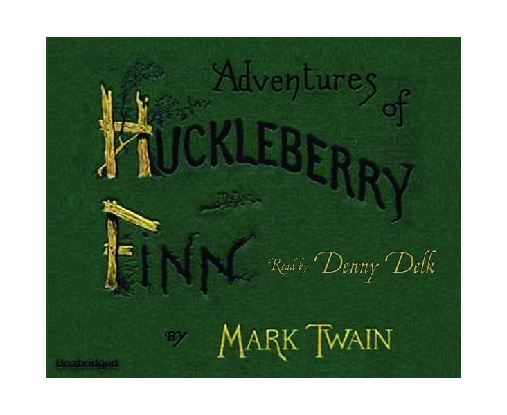 The Adventures of Huckleberry Finn - Cherrybook