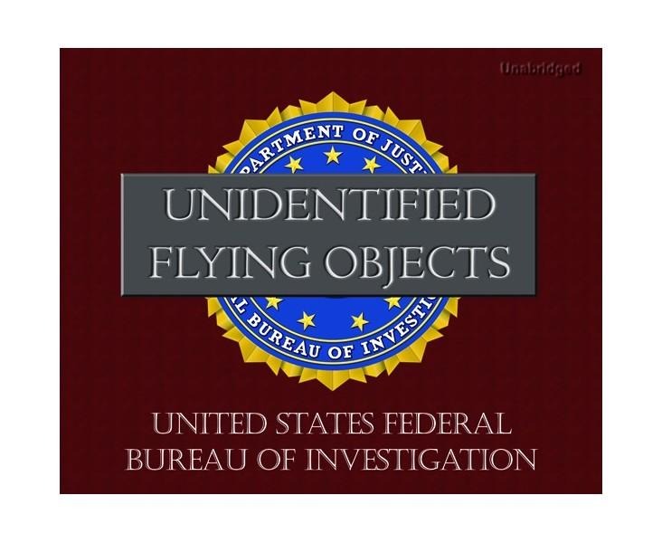 FBI Report on UFOs - Cherrybook