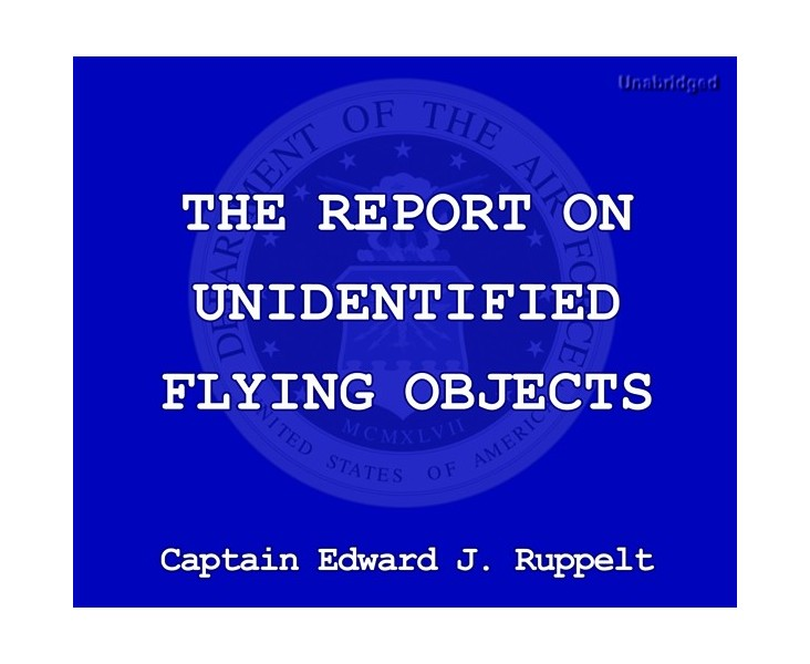The Report on Unidentified Flying Objects - Cherrybook