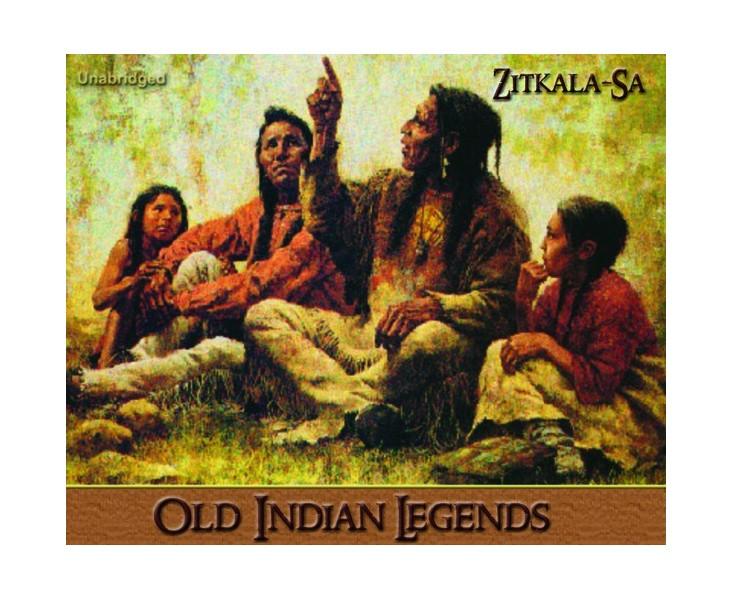 Old Indian Legends - Cherrybook
