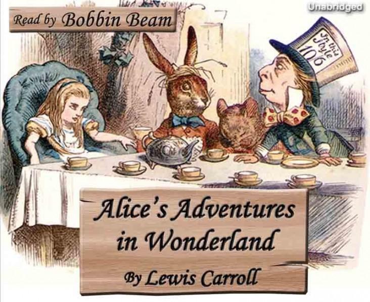 Alice's Adventures in Wonderland - Cherrybook