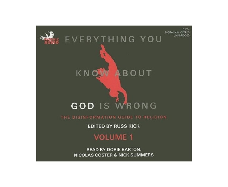 Everything You Know About God is Wrong (used)