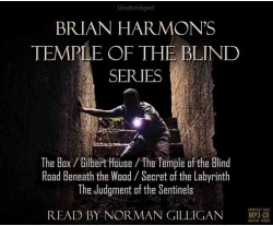 Temple of the Blind Series (MP3-CD)