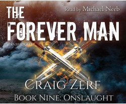 The Forever Man - Book 9: Onslaught