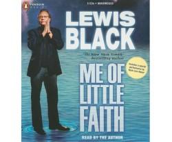 Me of Little Faith (used)