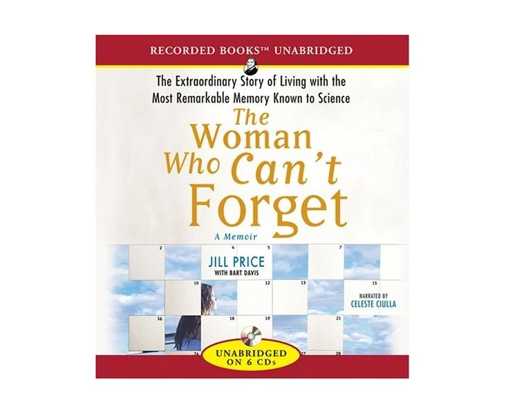 The Woman Who Can't Forget (used)