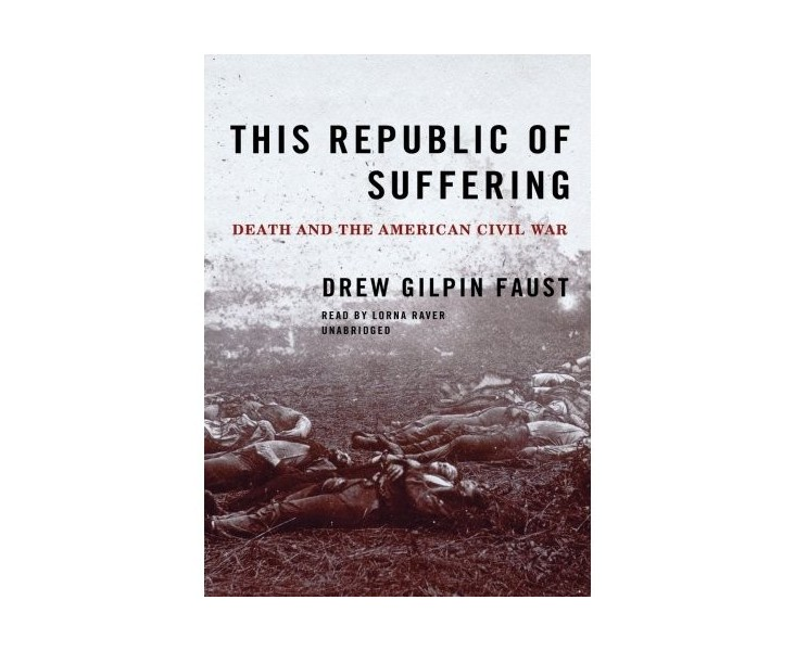 The Republic of Suffering (used)
