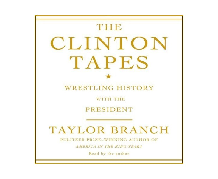 The Clinton Tapes (used)