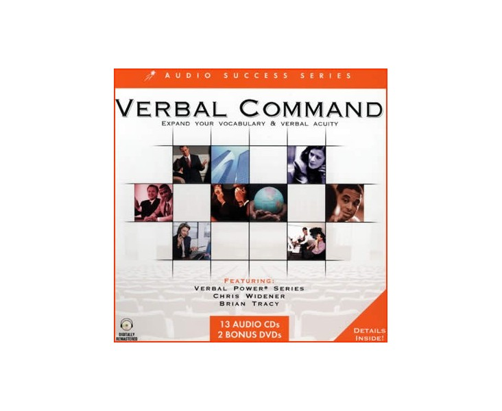 Verbal Command (used)