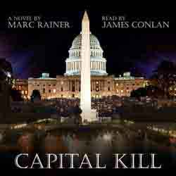 Capital kill audiobook cover image