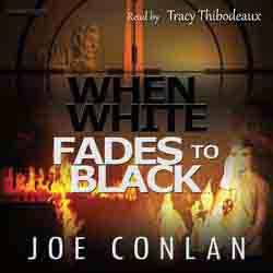 When White Fades to Black audiobook cover image