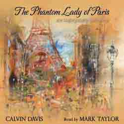 The Phantom Lady of Paris audiobook cover image