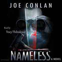 Nameless audiobook cover image