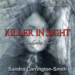Killer in Sight audiobook cover image