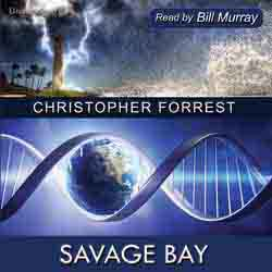 Savage Bay audiobook cover image