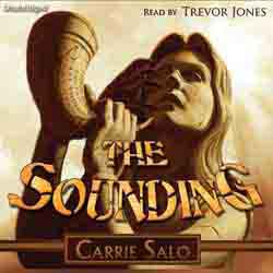 The Sounding audiobook cover image