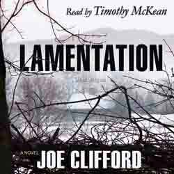 Lamentation audiobook cover image