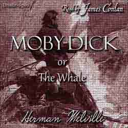 Moby Dick audiobook cover image