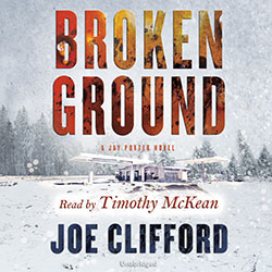 Broken Ground audiobook cover image