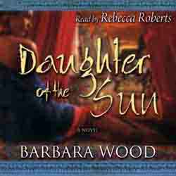Daughter of the Sun audiobook cover image