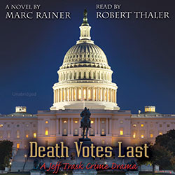 Death Votes Last audiobook cover image