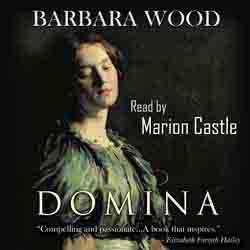 Domina audiobook cover image