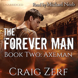 Forever Man - Part 2 audiobook cover image