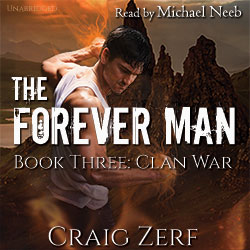 Forever Man-Part 3 audiobook cover image