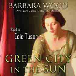 Green City in the Sun audiobook cover image