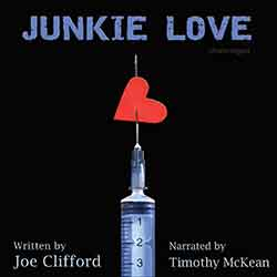 Junkie Love audiobook cover image