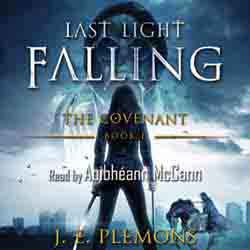 Last Light Falling audiobook cover image