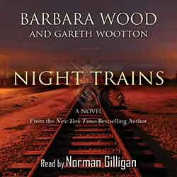 Night Trains audiobook cover image