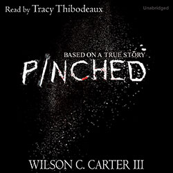 Pinched audiobook cover image