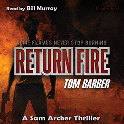 Return Fire audiobook cover image