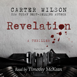 Revelation audiobook cover image