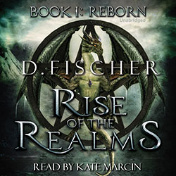 Rise of the Realms-Part 1 audiobook cover image