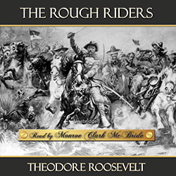 The Rough Riders audiobook cover image