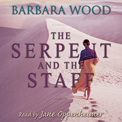 Serpent and the Staff audiobook cover image