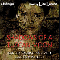 Shadows of a Tuscan Moon audiobook cover image
