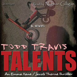 Talents audiobook cover image