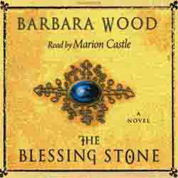 The Blessing Stone audiobook cover image