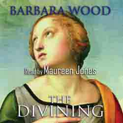 The Divining audiobook cover image